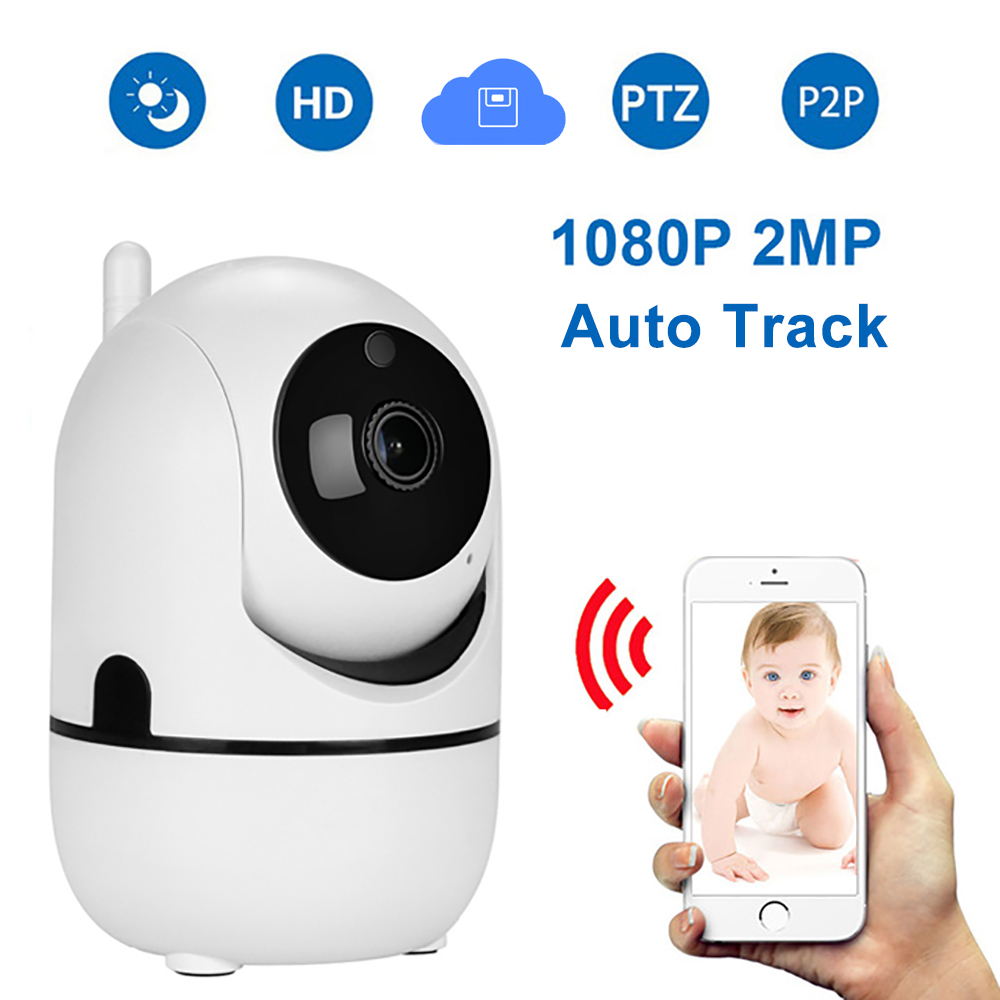 Eyedea 720P 1080P Wireless Security IP Camera Night Vision CCTV Camera WIFI Home Surveillance P2P Baby Monitor Indoor Camera купить в Москве 2019