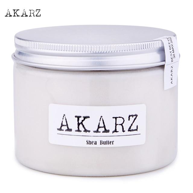 AKARZ marque crème au beurre de karité irritation naturelle maternité vergetures et cicatrice peau réparation du corps supprimer cicatrice crème de soin