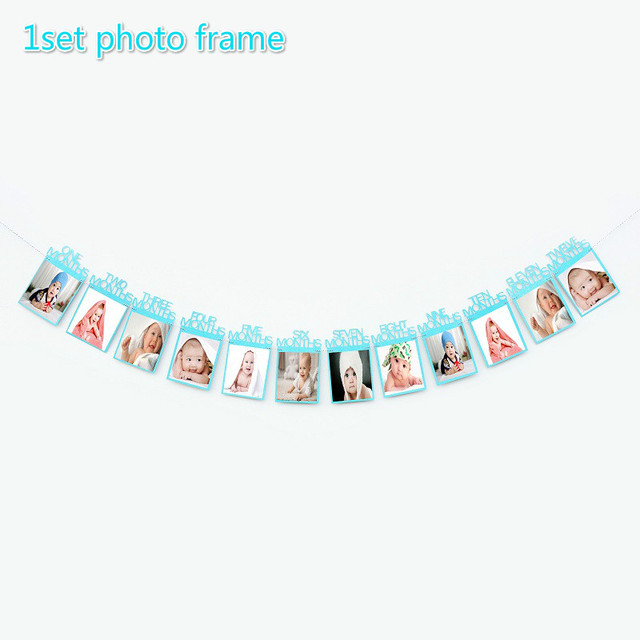 1set photo frame Presents for one year old boy 5c64f7ebeed00