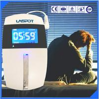low lever electrostatic physiotherapy electrotherapy device to treat headache,insomnia and depression