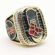 The Best Quality 2013 Boston Red Sox Major League Baseball Championship Rings