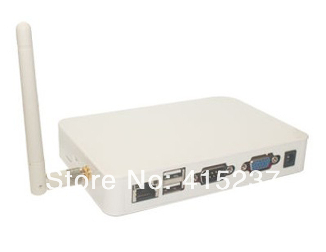 Free shipping WIFI Cloud computer Fanless Thin client Multi User Embedded Android 2.3 OS model NP-N680W