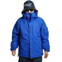 Blue Color Jacket