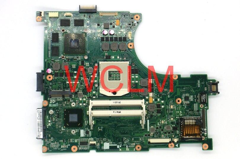 free shipping NEW original N56V N56VM motherboard MAIN BOARD mainboard REV 2.3 60-N9JMB1300-(F06) GT630 2G graphics card original main lc37as28 rev 35010539 00 used disassemble