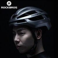 ROCKBROS 2019 Cycling Helmet Men Bicycle Ultralight Integrally molded Helmet Women MTB Road Mountain Bike Breathable Aero Helmet