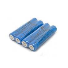 5pcs/lot TrustFire 14650 3.7V 1600mAh Lithium Battery Rechargeable Batteries with Protected PCB Power Source for LED Flashlights