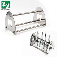 1 PC Dental Stainless Steel Stand Holder For Orthodontic Pliers Forceps Scissors Stand Pliers Rack