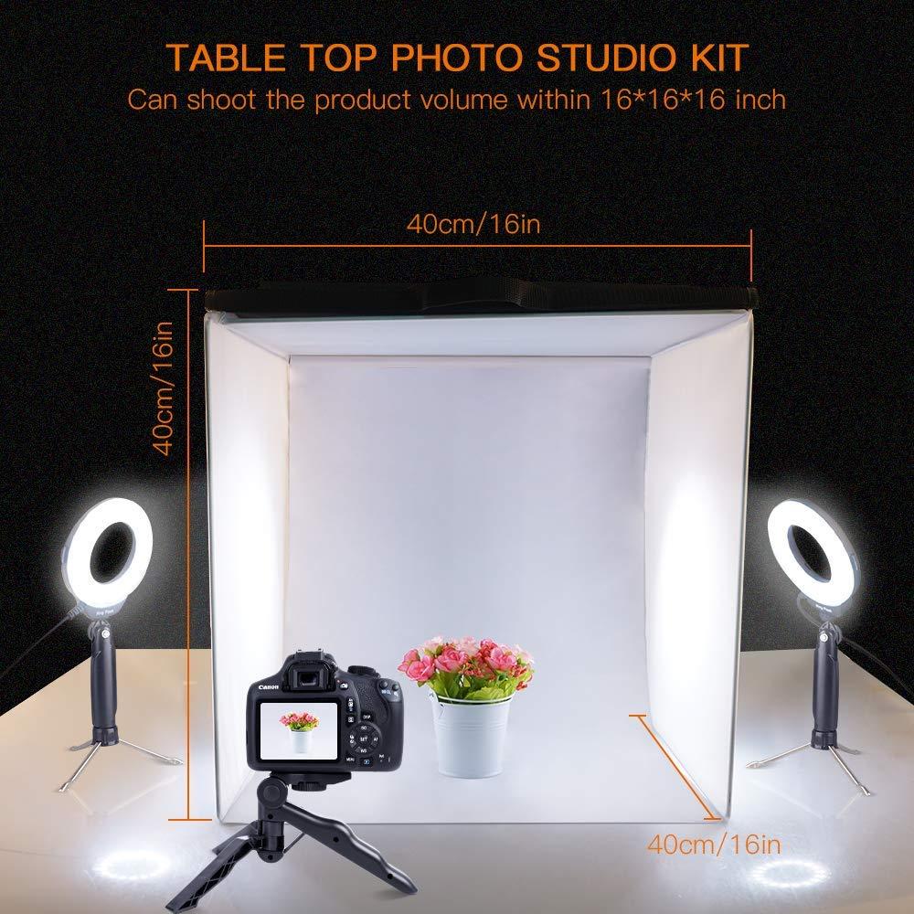 interior design light box studio set design
