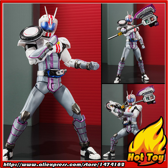 "Original BANDAI Tamashii Nations <font><b>S.H.</b></font><font><b>Figuarts</b></font> (SHF) Exclusive Action Figure - Kamen Rider Chaser Mach from ""Kamen Rider Drive"""