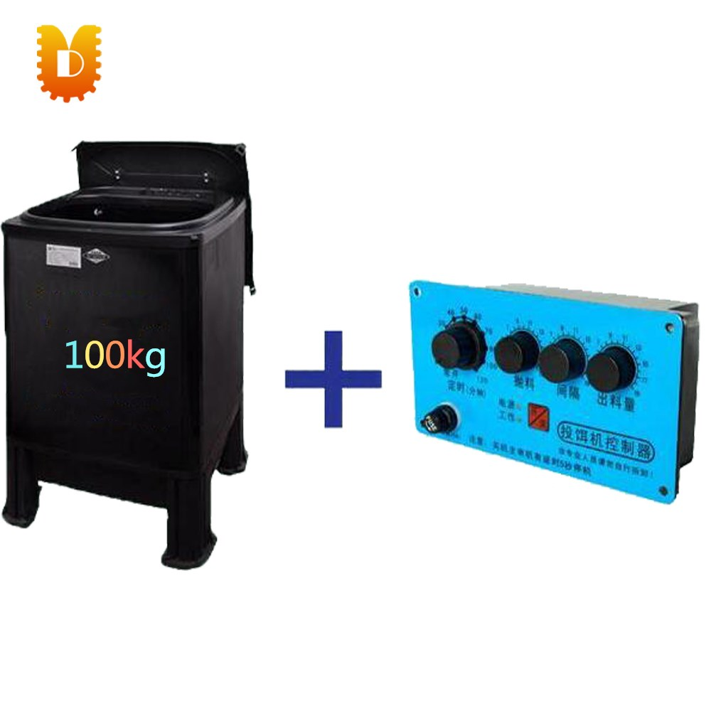 100kg semi-automatic timing fish feeder/fish feeding machine yamaha pneumatic cl 16mm feeder kw1 m3200 10x feeder for smt chip mounter pick and place machine spare parts
