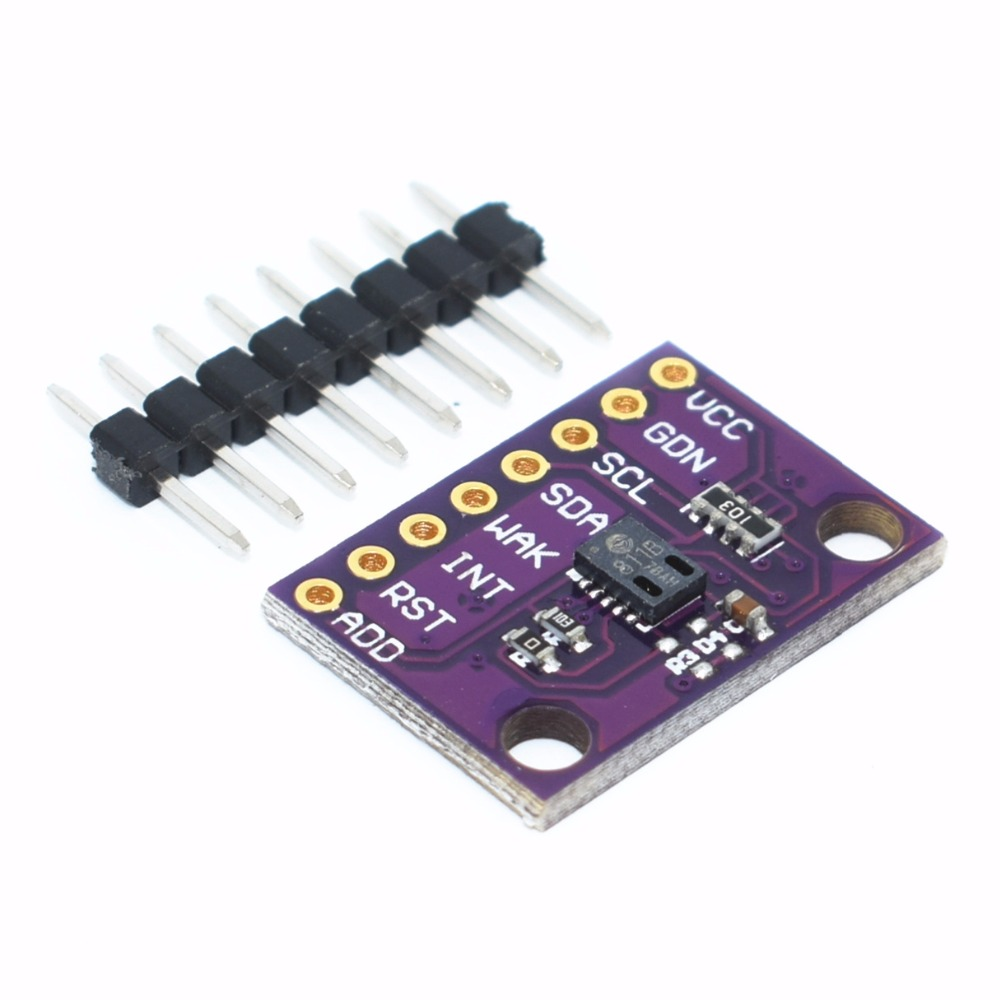 10pcs CJMCU 811 CCS811 Carbon Monoxide CO VOCs Air Quality Numerical Gas Sensors-in Integrated Circuits from Electronic Components & Supplies