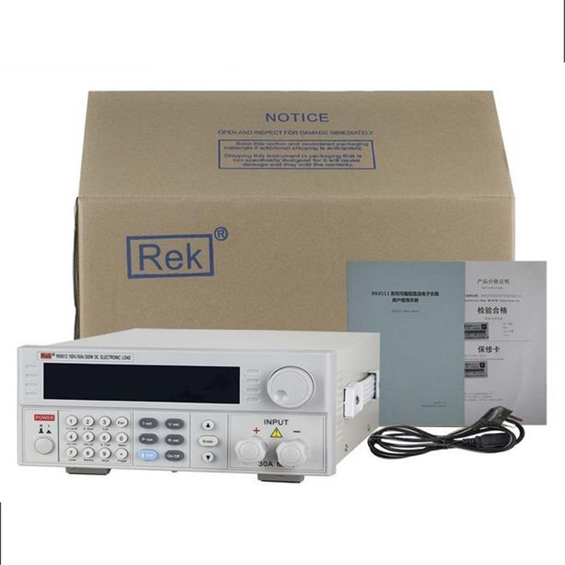RK8511 Programmable DC Electronic Load 120V/30A/150W Load tester electronic load цена и фото