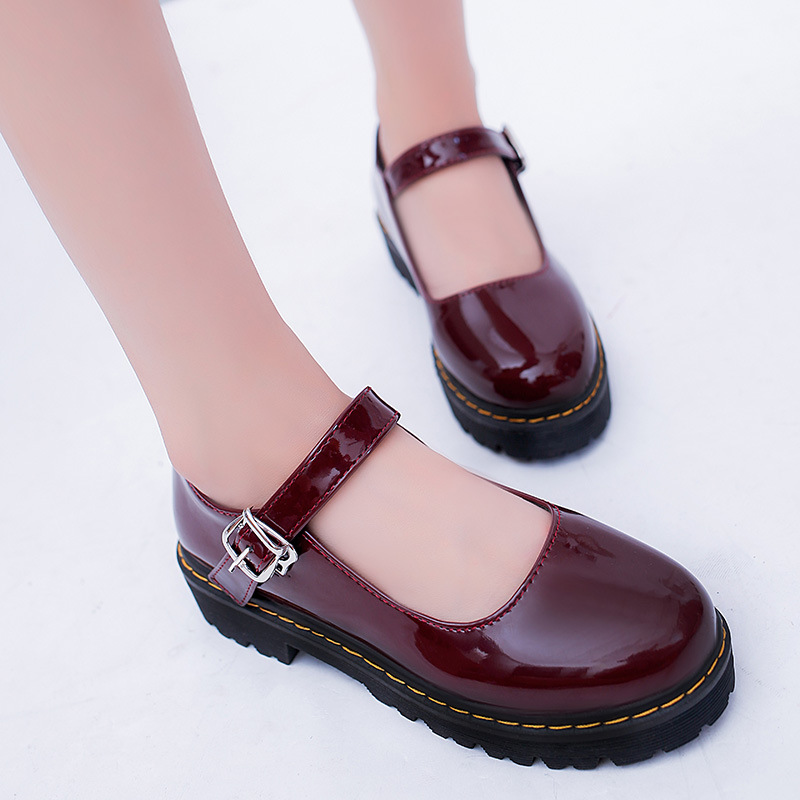 Autumn Women Flats Shoes Loafers Round T