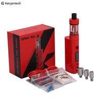 Oryginalny Kanger Zmodernizowane Topbox Mini Subox Subox Mini zestaw Startowy 75 W Mini Pro Zestaw Regulacji Temperatury