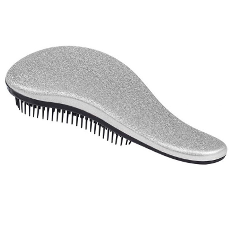 Magic Detangling Hair Brush Comb Professional Massage Hair Comb - Hårvård och styling - Foto 3