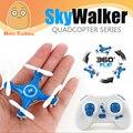 2014 novo bomvindo produto cheerson cx-11 2.4g mini rc drone 4ch 6 eixos giroscópio quadcoptero conduziu nano