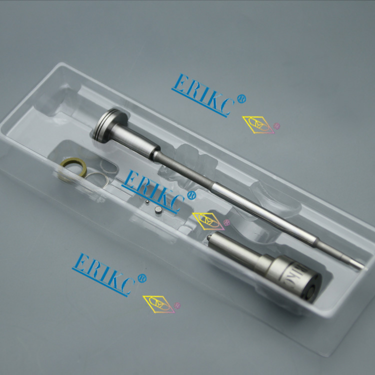 ERIKC diesel fuel injector overhaul repair kits nozzle DLLA156P1368 valve F00VC01033 Sealing ring etc for injection