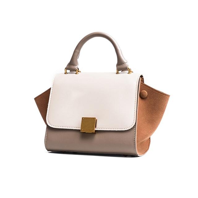 19415fc589c81 النساء مصمم ترابيز حقائب خمر حمل حقيبة الأزياء قفل رسول حقائب عالية الجودة  فرك صغيرة حقيبة