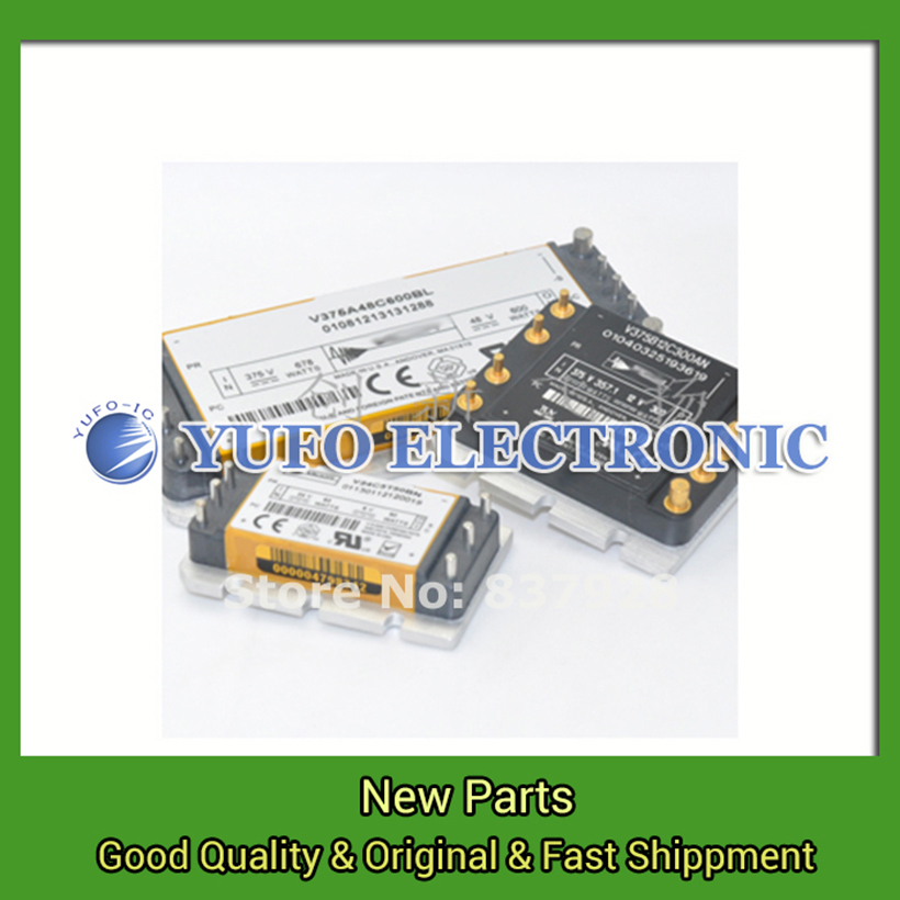 Free Shipping 1PCS  V48C5H100BL Power Modules original new Special supply Welcome to order YF0617 relay 100%new adc16471ciwm adc16471 sop24 ns brand new original orders are welcome