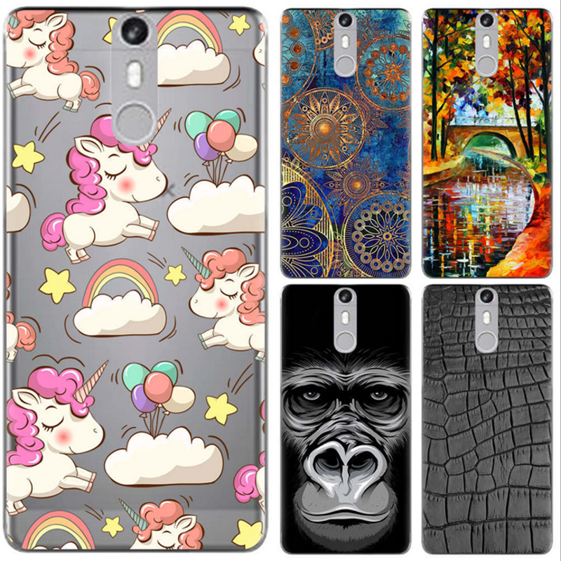 For Infinix Hot S X521 Case HotS Colorful Painted Cartoon Owl TPU 360 Full Cover For Infinix X521 Silicone Phone Bag Case (L102)