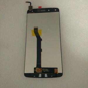 Image 3 - Per alcatel flash3 3 fl03 Display LCD + Touch Screen highscreen Screen Digitizer Assembly di Ricambio Per Cellulare flash 3 fl03 telefono