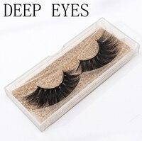 50 pairs of 50 boxes of 5D mink hair false eyelashes mink hair false eyelashes 3D European and American popular false eyelashes