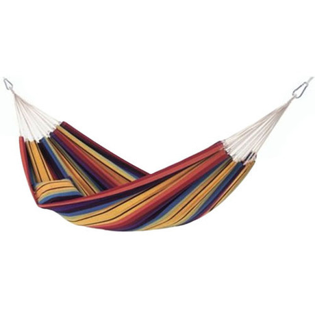 ФОТО 200*80cm bearing 150kg outdoor camping swing thickening large casual canvas hammock