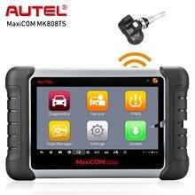 Autel MaxiCom MK808TS Car Diagnostic Tool Auto TPMS Tools Diagnostics Scan Tool Automotive