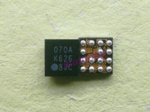 5 piezas-20 piezas de iluminación control IC 070A de 15 pines para Samsung A7000 G7200 xiaomi hongmi 2 note
