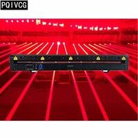 8 eyes laser lights 200mw red moving head laser light dmx professional stage dj equipment
