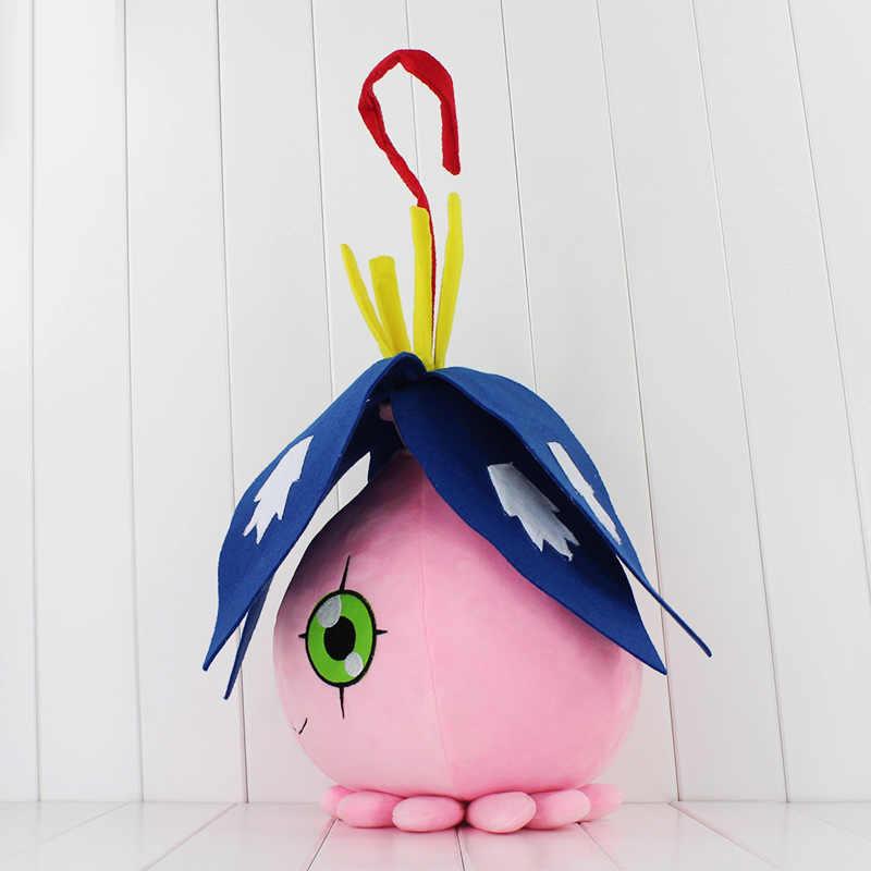 Grande 30-55 cm Digimon Pyocomon Giocattoli di Peluche Del Anime del Giappone Kawaii Morbidi Pupazzi di Peluche Regalo Di Compleanno