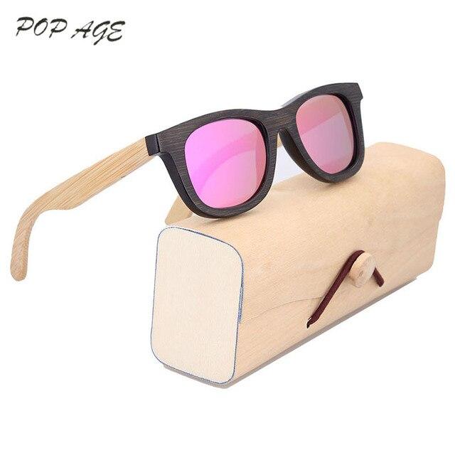 48b1cb5bbf Kids Wooden Sunglasses