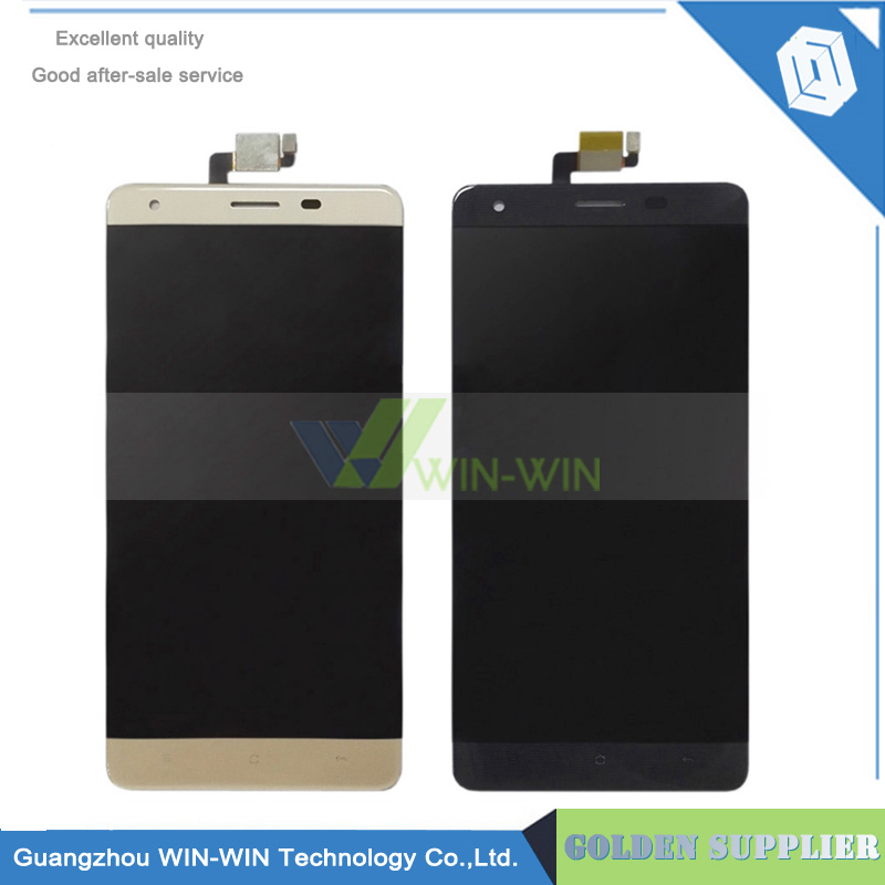 ФОТО Original For Oukitel K6000 LCD Display With Touch Screen Digitizer Assembly Free Shipping