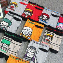ONE PIECE Cotton Socks 18 pairs/lot