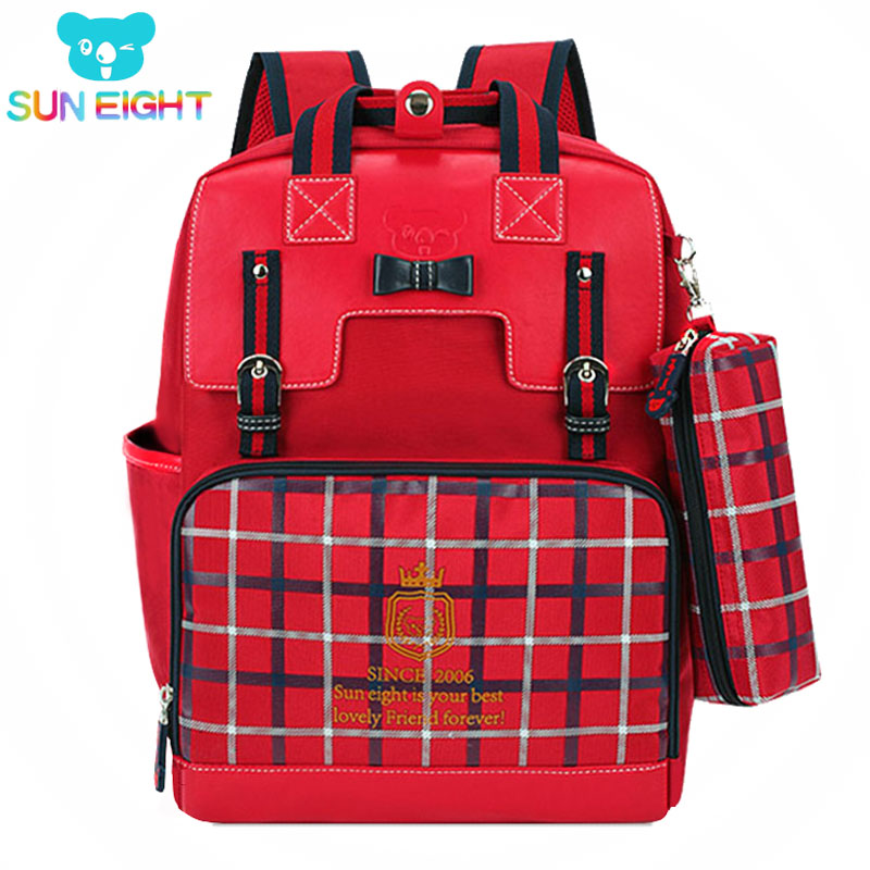 SUN ocho 16 pulgadas Noble mochilas para niñas niña niños bolsos de ...