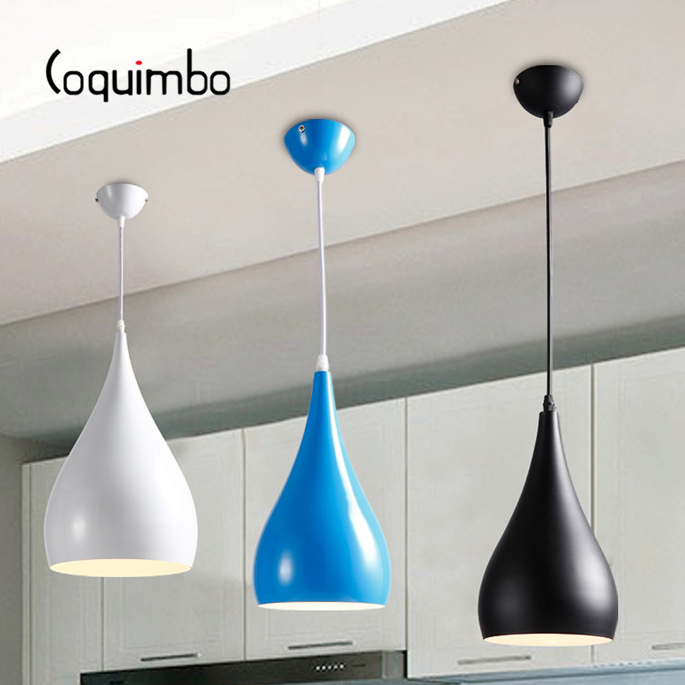 Hanging Lamp Us 13 25 49 Off Coquimbo Modern Pendant Lamp Hanging Lamp Edison Bulb American Style For Living Room Creative Personality Pendant Lamp In Pendant