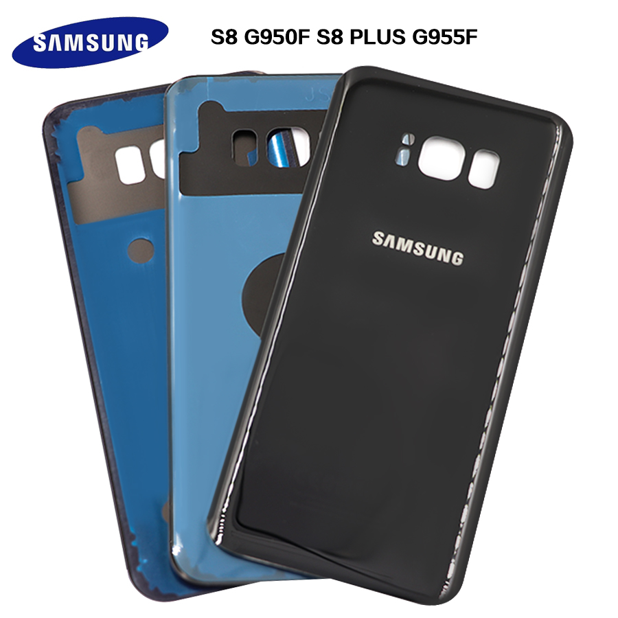 New S8 Rear Housing Case For Samsung S8 G950F S8 Plus G955F