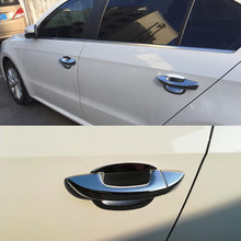 Фотография For VW PASSAT B6 3C 2006 2007 2008 2009 2010 2011 Passat CC 2009-2012 New Chrome Car Door Handle Cover Trim