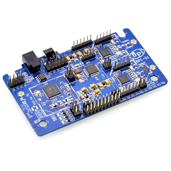 1PC BPI-G1 banana pie Banana PI G1 WiFi Bluetooth Smart Home Open-source Development Board Control Center on-board