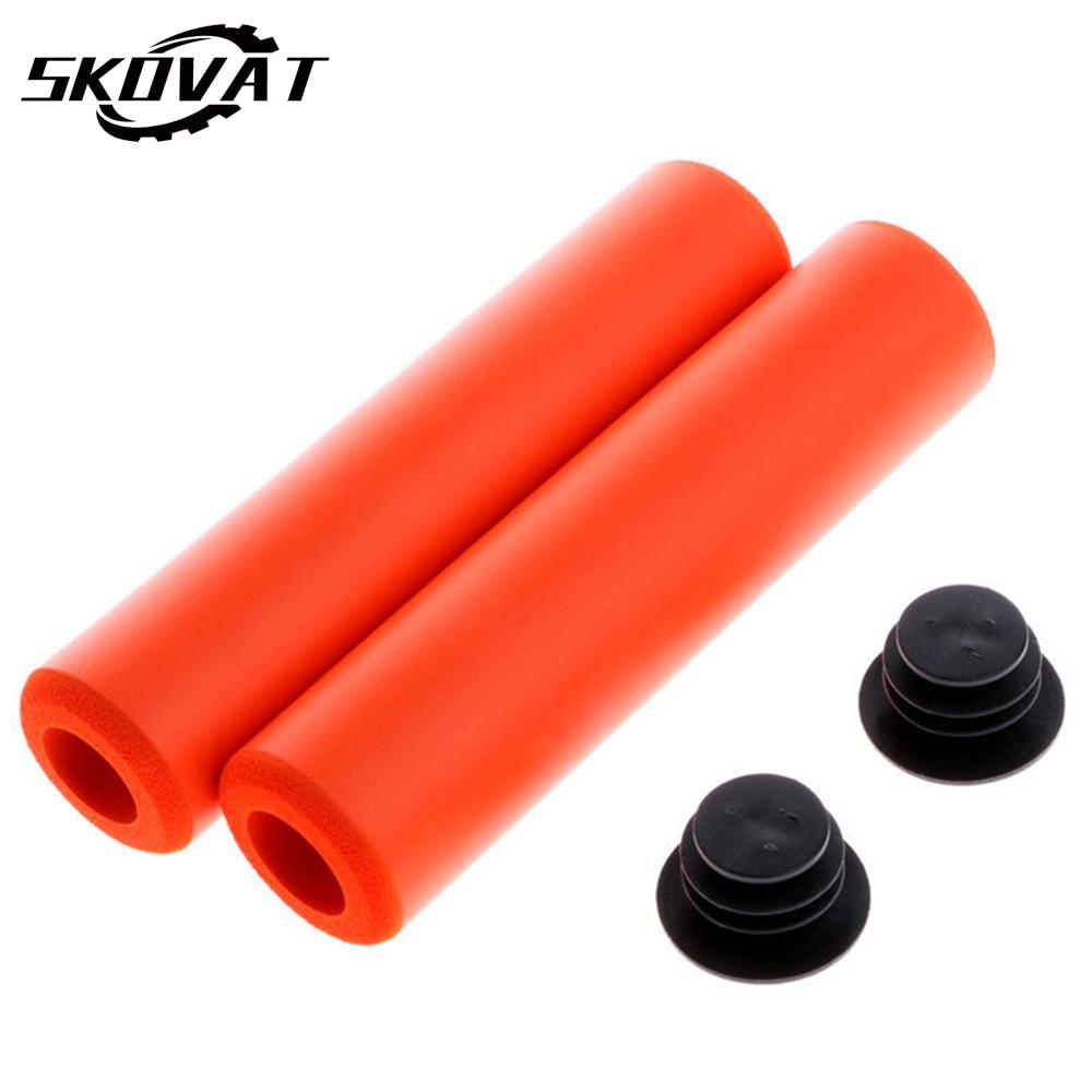 Parts, Anti-slip, MTB, Density, Silicone, Handlebar