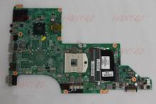 603644-001 For HP DV6-3000 Laptop motherboard DA0LX6MB6F1 free Shipping 100% test ok 595133 001 for hp pavilion dv6 3000 laptop motherboard dv6z 3000 notebook hd5470 shipset 100% fully tested ok free shipping