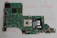 603644-001 For HP DV6-3000 Laptop motherboard DA0LX6MB6F1 free Shipping 100% test ok недорго, оригинальная цена