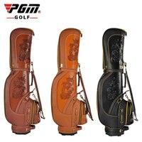 PGM сумка для гольфа большой Ёмкость Портативный Водонепроницаемый сумка для гольфа Многофункциональный гольф Спортивная Сумка Для мужчин