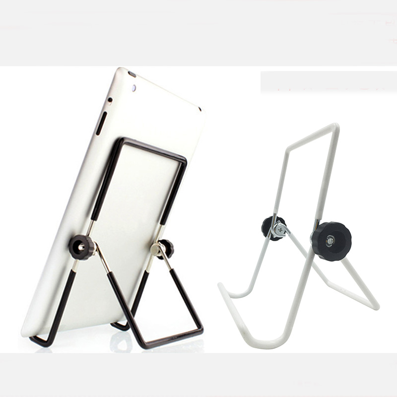SMSNXY Mobile Phone Holders Stands 7 8 9 Inch Universal Metal Tablet Mobile Phone Rotation Change Size Of Holders