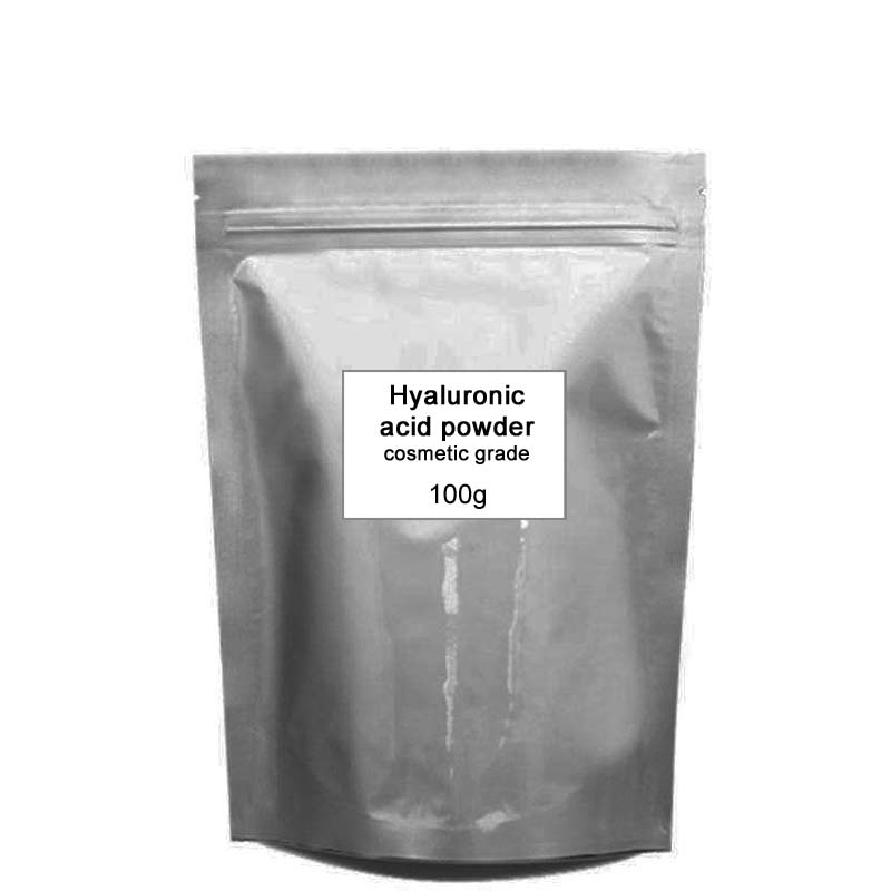 Pure Hyaluronic acid powder with molecular weight  from 15kda or above 100g for skin carePure Hyaluronic acid powder with molecular weight  from 15kda or above 100g for skin care