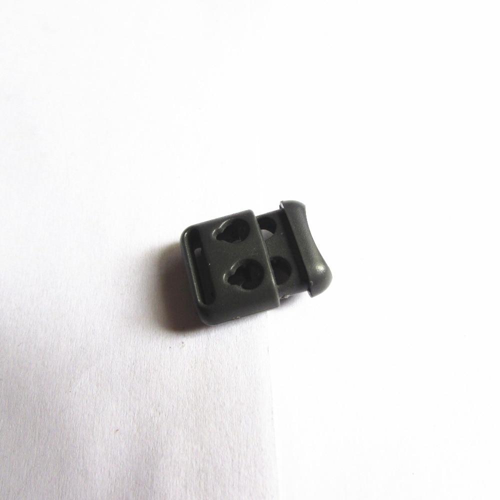 Double Hole Plastic Cord Lock