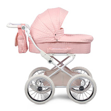 coolbaby Royal Baby pram two-way suspension high landscape f