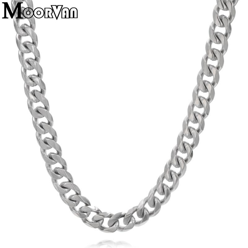 Muška ogrlica od 7 mm / 10 mm / 13 mm za muškarce ogrtač šest - Modni nakit - Foto 5