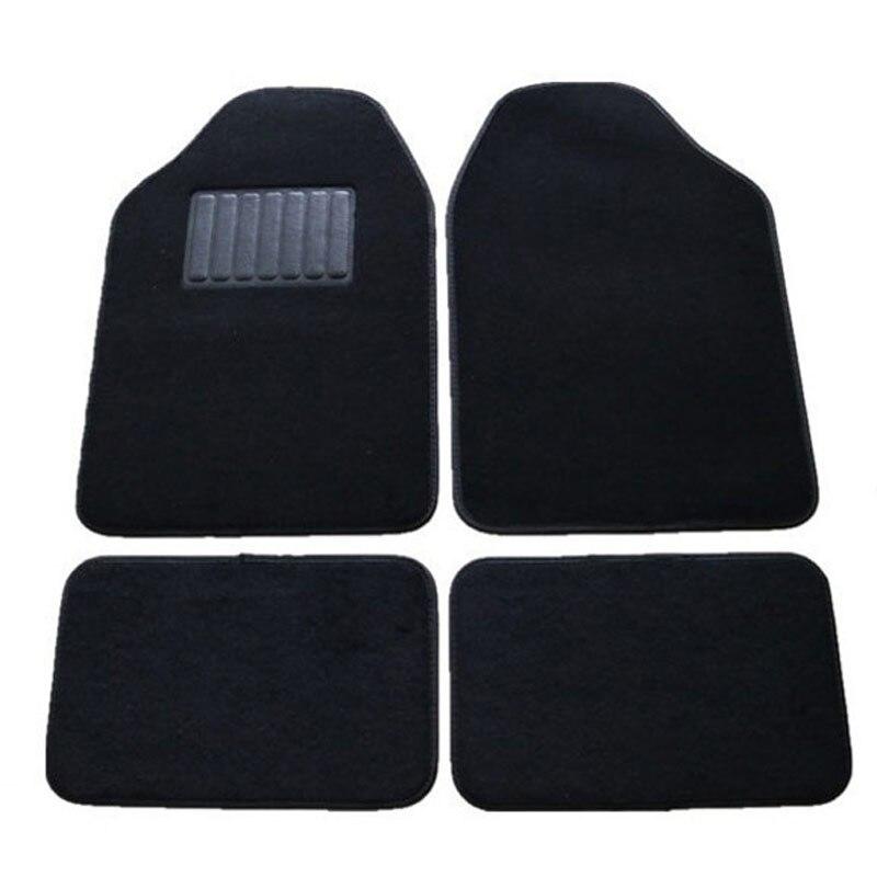 Plancher de la voiture tapis tapis tapis tapis de sol accessoires pour nissan teana j31 j32 terrano 2 tiida wingroad X-TRAIL t30 t31 t32 xtrail