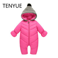 TENYUE, 2018 Children's Clothing, Baby Clothes, Autumn and Winter, New Baby, Conjoined Baby Climbing Clothes Baby Clothes